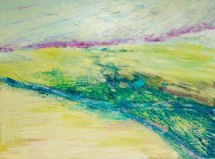 Boundary V: Desert River